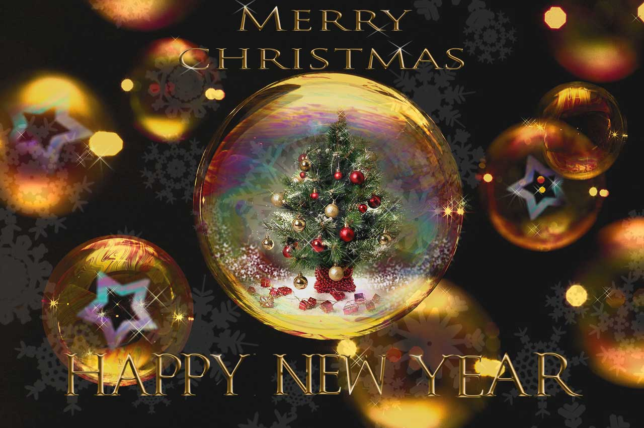 Wishing You A Merry Christmas Happy New Year Supplier Of Fiber