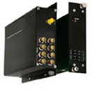 FC1-80000-xxST-1 & FC1-80000-xxRT-1 10-bit Digital 8 Video Standalone & Rack Mount Converters