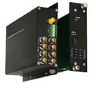 FC1-80x00-xxST-1 & FC1-80x00-xxRT-1 10-bit Digital 8 Video 1 or 2 Bi-directional Audio Standalone & Rack Mount Converters
