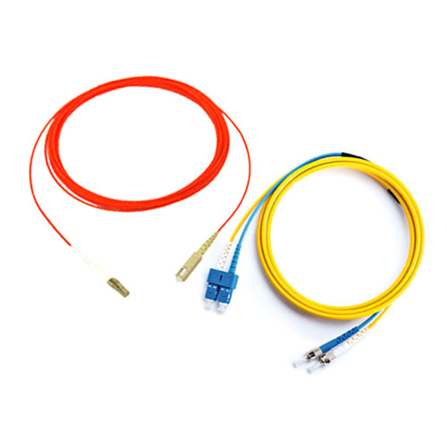 Simplex and Duplex Fiber Optic Patch Cords