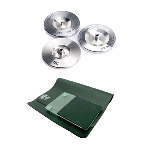 Fiber Optic Polishing Products Including discs, mats and films
