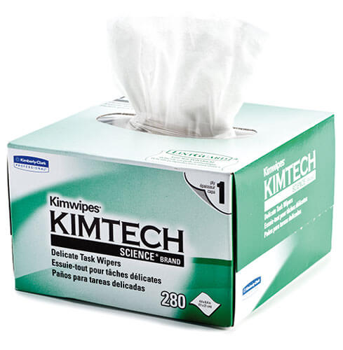Fiber Optic Cleaning Product Kimwipes