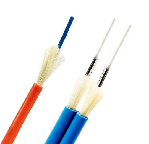 Singlemode and Multimode Fiber Optic Patch Cables