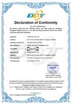 FCC Declaration for FCNID-8GP-2GS & FCNID-8GN-2GS
