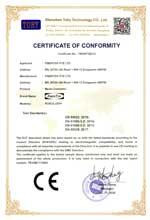 FCNCS-2SFP CE Certificate of Conformity under EMC Directive