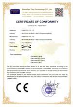 FN14-RACK-P2 CE Certificate of Conformity under EMC Directive