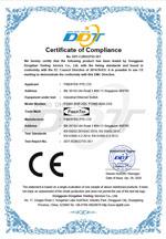 CE Certificate for FCNID-4GP-2GS & FCNID-4GN-2GS