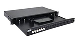 Picture of Rack Mount Fiber Optic Patch Panel with FC adapter