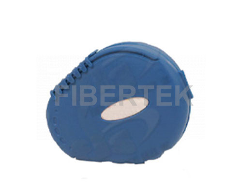 Fiber Optic Connector Cleaner Blue
