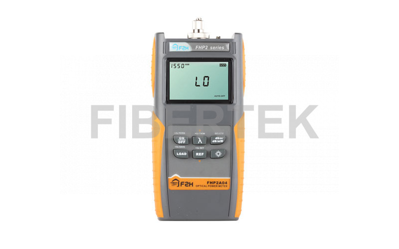 FHP2A04 Series Fiber Optic Power Meter