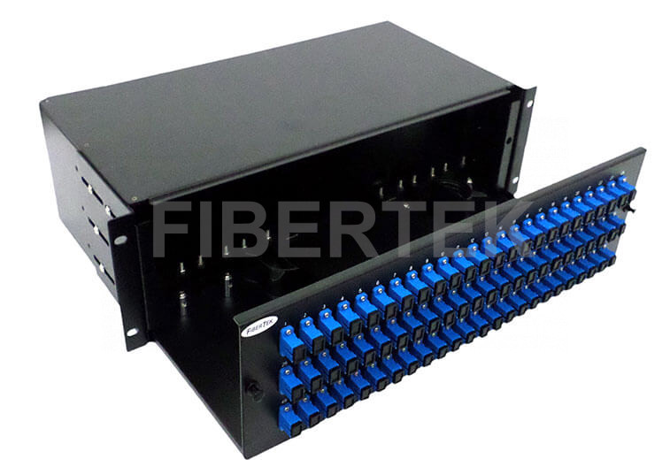 FPP372 Series Rack Mount Fiber Patch Panel