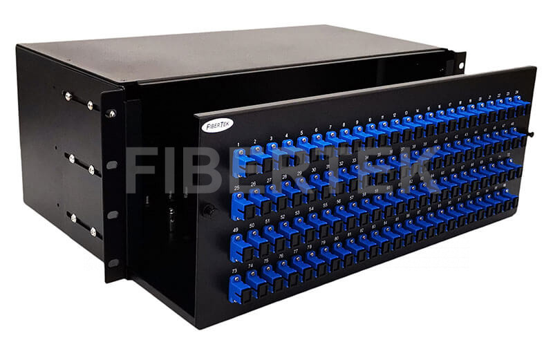 FPP496 series rack mount fiber patch panel