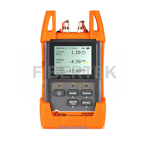 Fiber Optic Pon Power Meter
