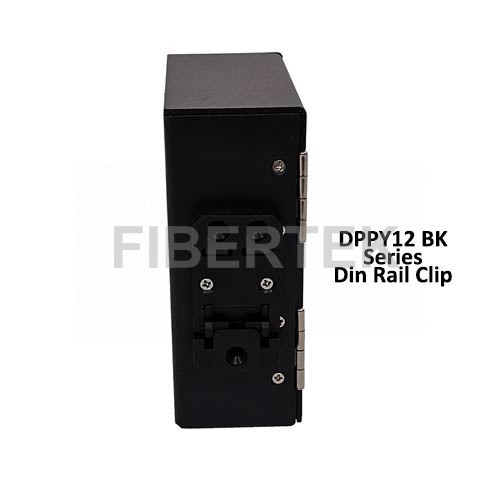 Din Rail Clip View DPPY12 BK Series