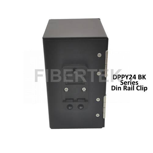 Din Rail Clip View DPPY24 BK Series