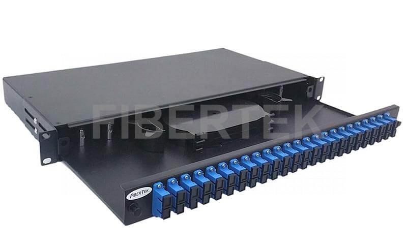 FPP148 series rack mount fiber patch panel