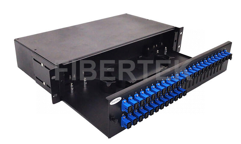 FPP248 Series Rack Mount Fiber Patch Panel