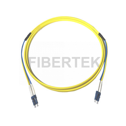 Ruggedized Fiber Optic Patch Cord Singlemode